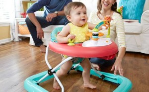 Things to Watch Out for When Buying a Baby Walker