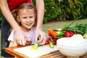 How Cucumber Is Good for Toddlers