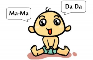 Most Common First Words Uttered by Babies