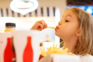 Why Fast Foods Are a Definite No-No for Kids