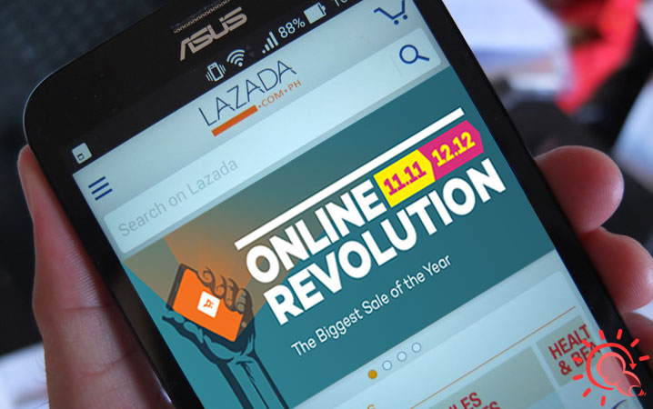 All the Right Reasons to Use the Lazada Mobile App