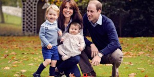 Christmas Greetings from the Royal Family
