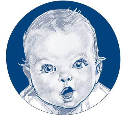 The Original Gerber Baby: Then and Now