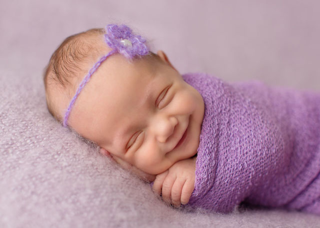 What Your Baby's Smiles Mean