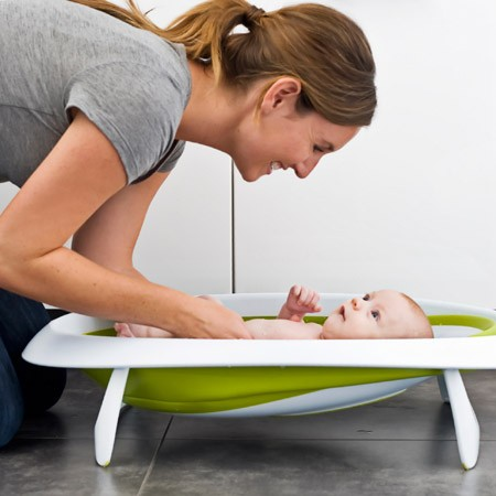 Boon Naked Collapsible Baby Tub