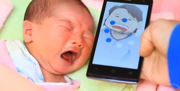 App Helps Moms Understand Baby's Cries