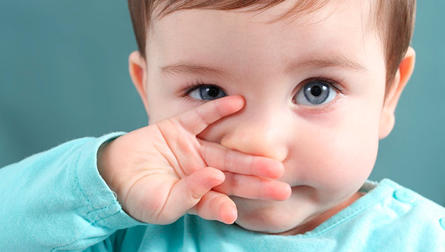 What to Do If Your Kids Suffer from Congested Nose Due to Cold