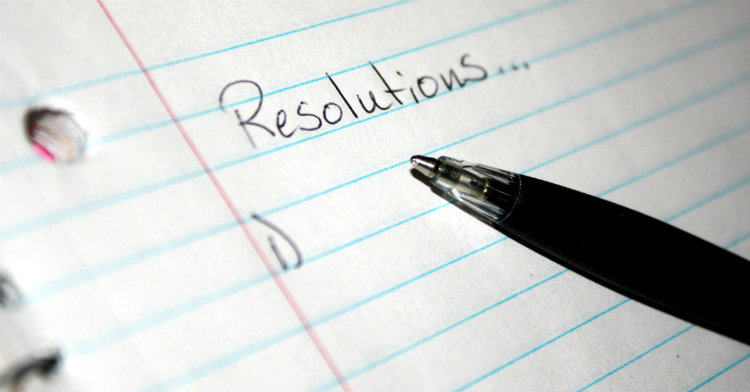 New Year's Resolutions Parents Might Want to Consider