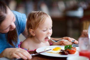 What to Do When Toddlers Love to Eat