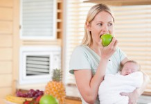 nursing Mom healthy foods